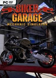 Biker.Garage.Mechanic.Simulator.Customization-PLAZA
