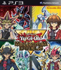 YuGiOh.Millennium.Duels.PSN.PS3-DUPLEX