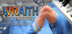 Wraith.VR.Total.Knee.Replacement.Surgery.Simulation.VR-VREX